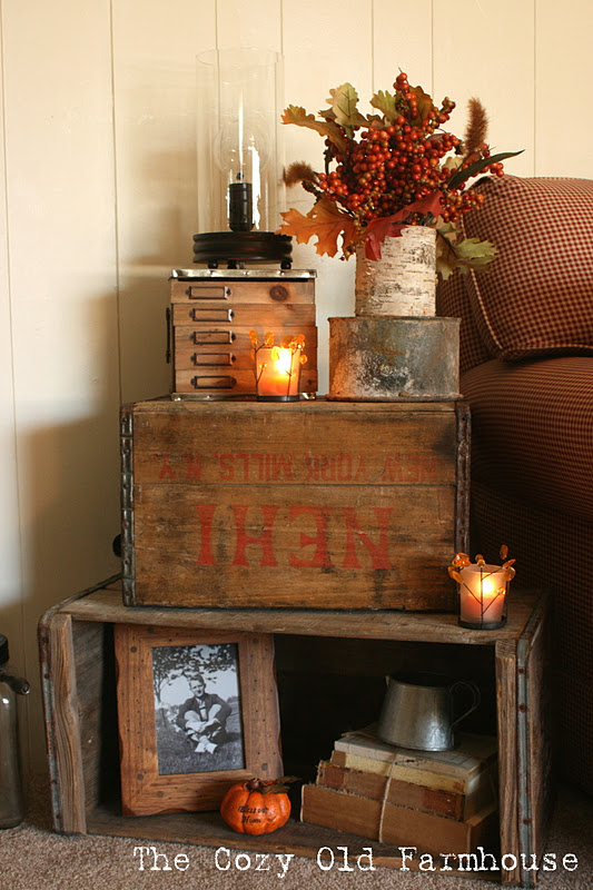 Creative ideas on how to re purpose old wooden crates for Creative crates